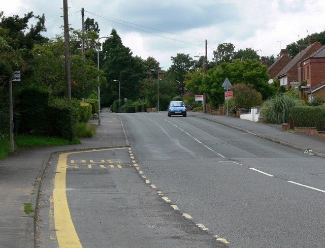 Habberley Road, Kidderminster