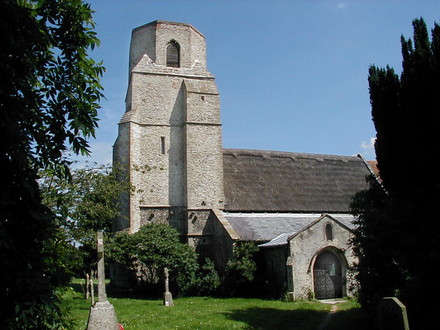Holy Trinity Church, Scoulton