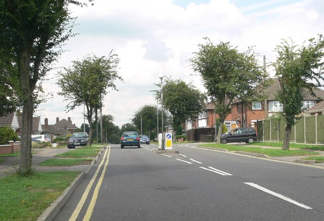 Brabazon Road, Oadby