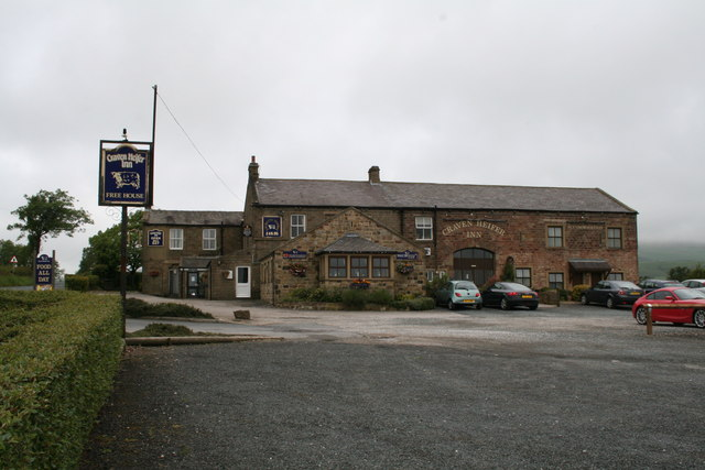 The 'Craven Heifer', Skipton, Yorkshire