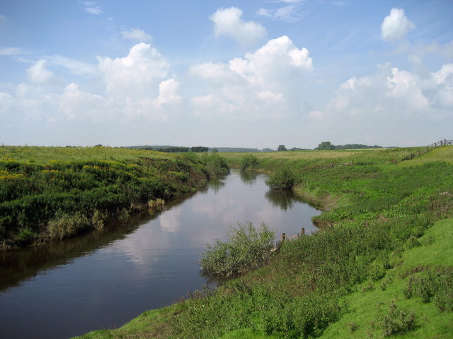 River Swale near Far Fairholme