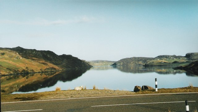 Loch Inchard at Rhiconich