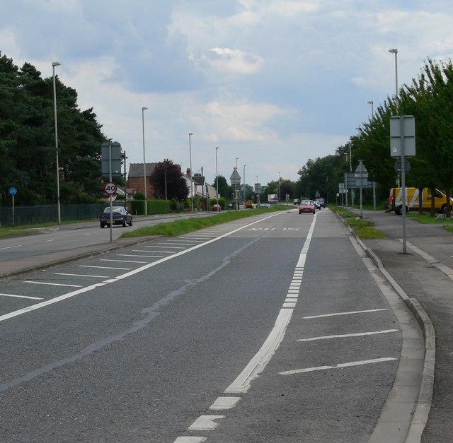 A6 Glen Road, Oadby