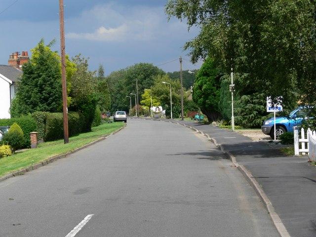 Gorse Lane, Oadby