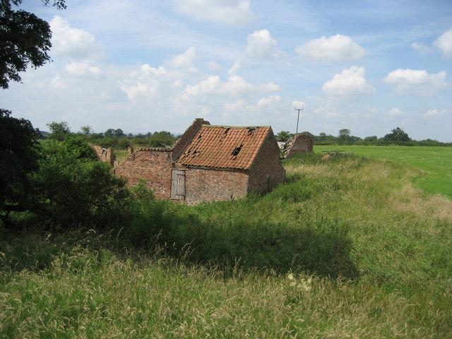 Ruins near Green Hills