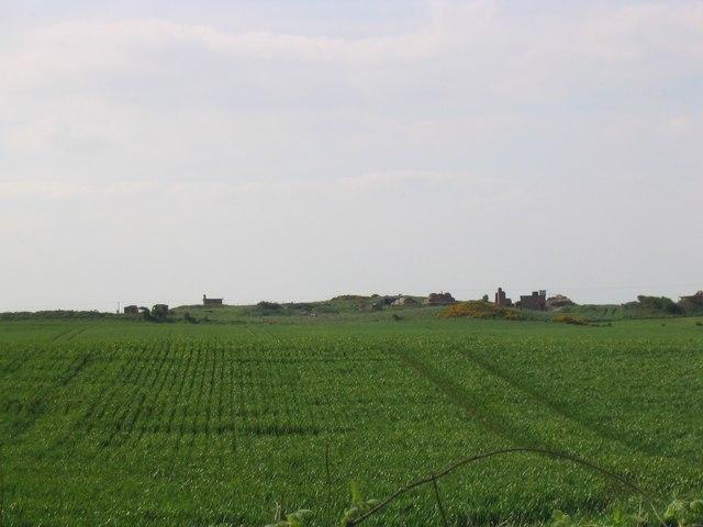 WW2 CHL (Chain Home Low) radar station