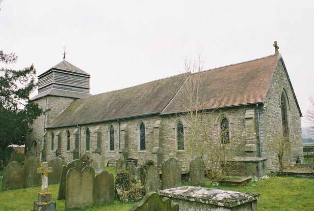More: parish church of St. Peter
