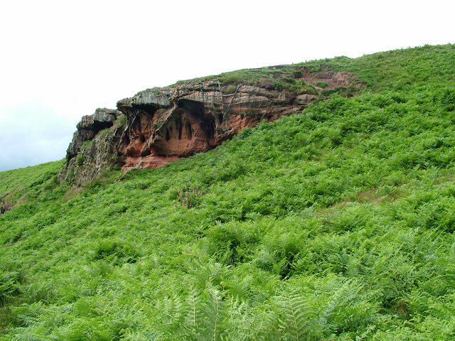 Coupland caves