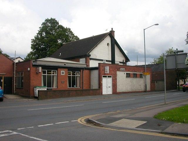 Rugby-Newbold Road