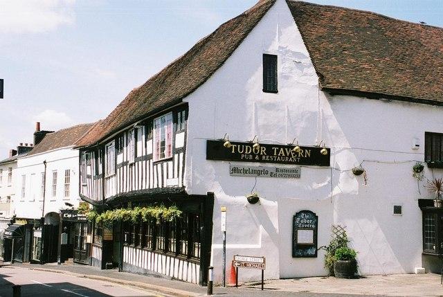 St. Albans: Tudor Tavern