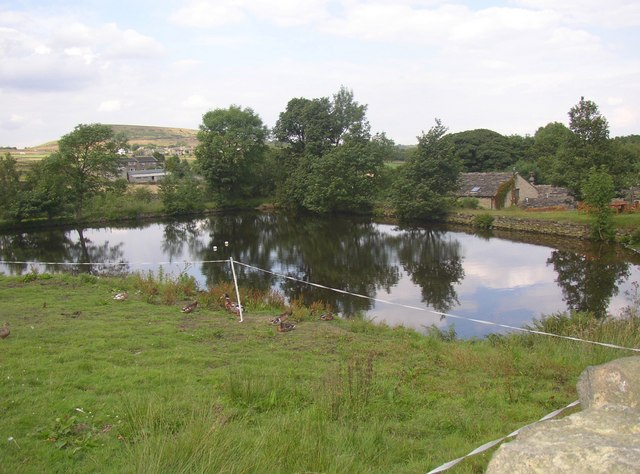 Millpond off Brow Grain Road, Meltham