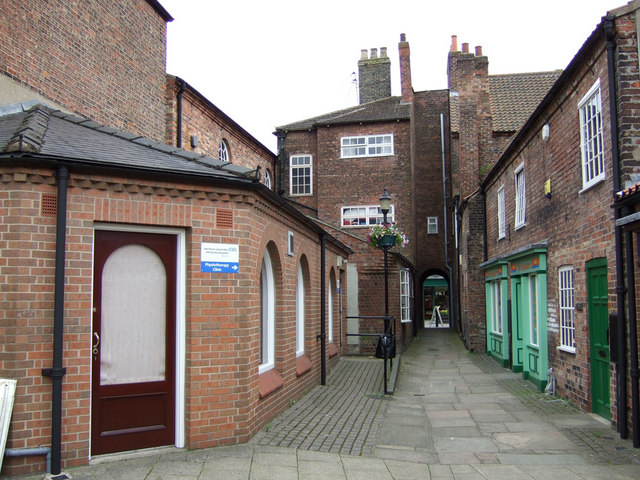 Chapel Court, Brigg