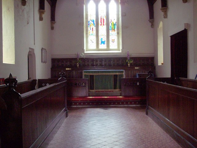 The Church of St Hilda, Danby - Interior