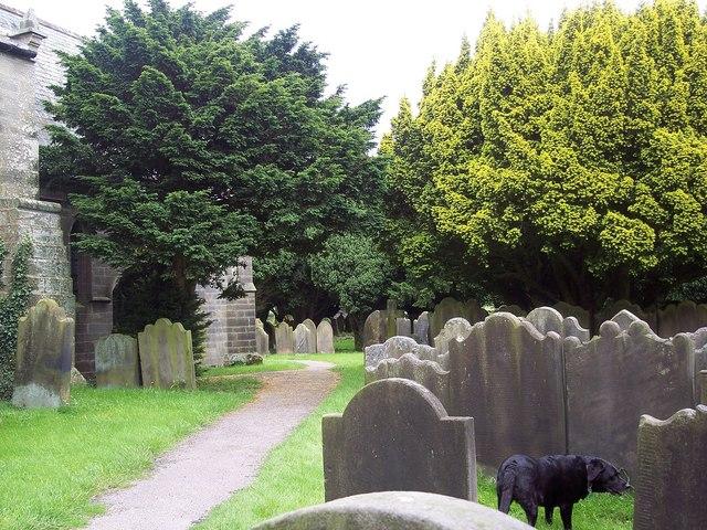 The Church of St Hilda, Danby - Churchyard