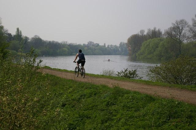 River Thames at Kew Gardens