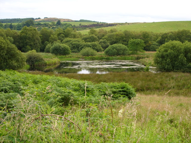 Culbratten pond