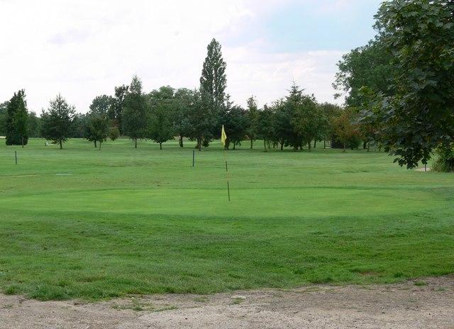 Glen Gorse Golf Club, Oadby