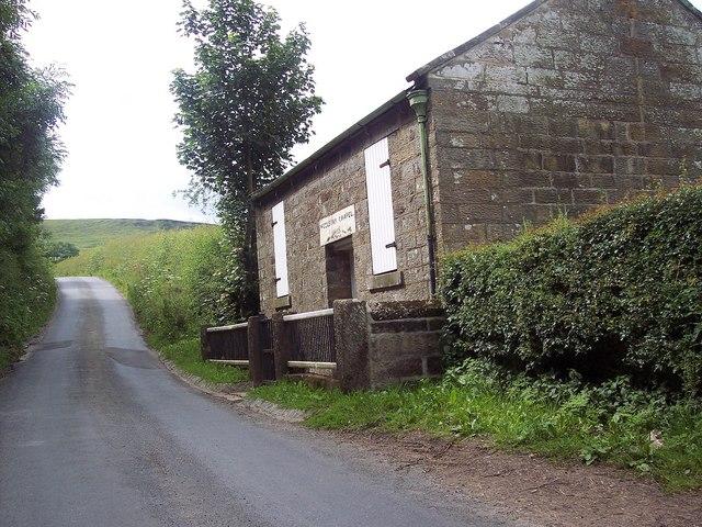 The Wesleyan Chapel, Botton