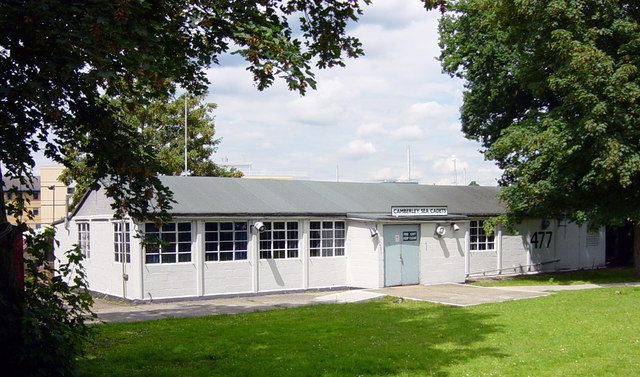 Camberley Sea Cadets headquarters