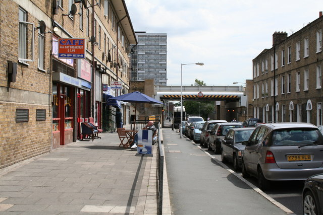 Pearson Street, London E2