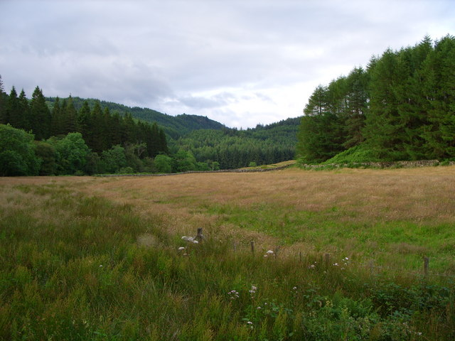 The Glen of the Bar from Corwar