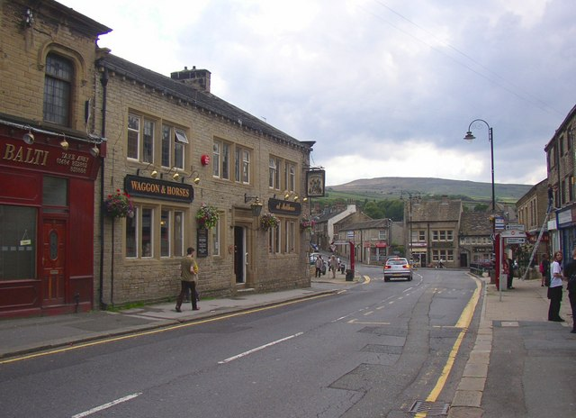 The Waggon and Horses, Huddersfield Road, Meltham