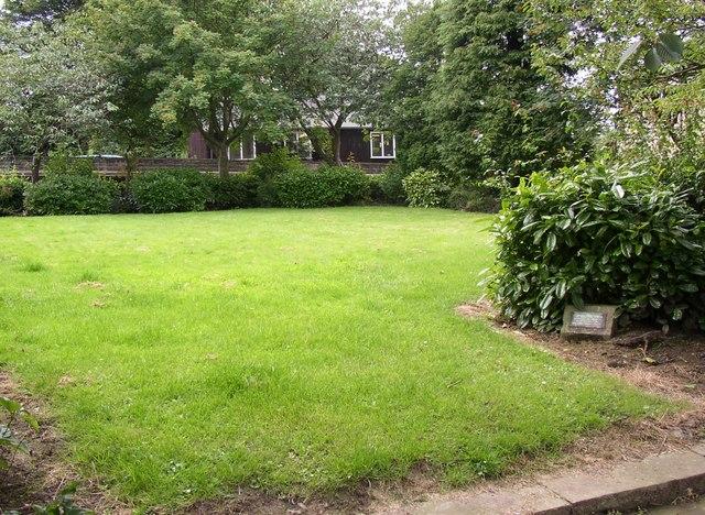 Woodhead Fold Garden, Near Lane, Meltham