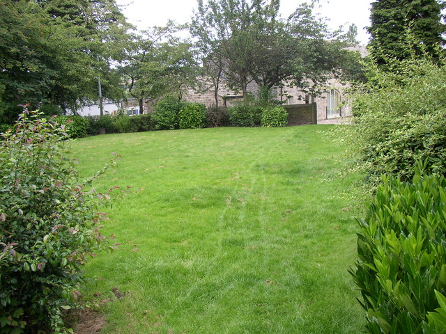 Woodhead Fold Garden, Near Lane, Meltham