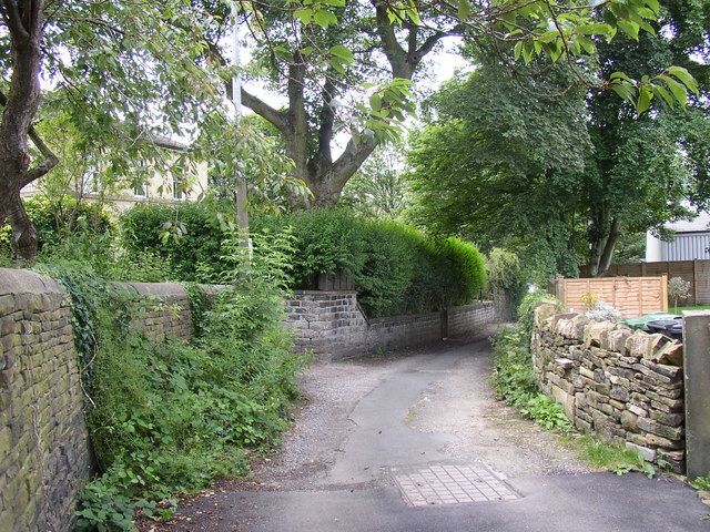 Near Lane, Meltham