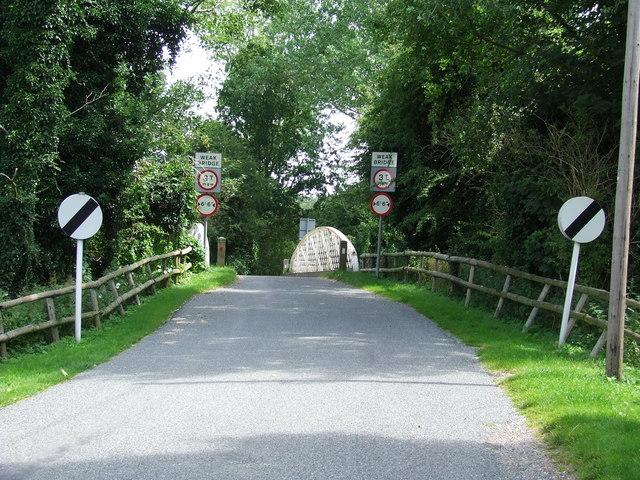 Bridge Over The Little Ouse