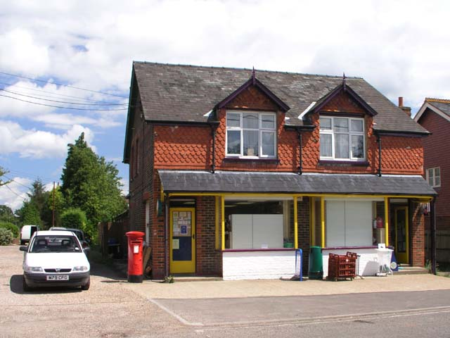 Post Office and village shop, Newdigate