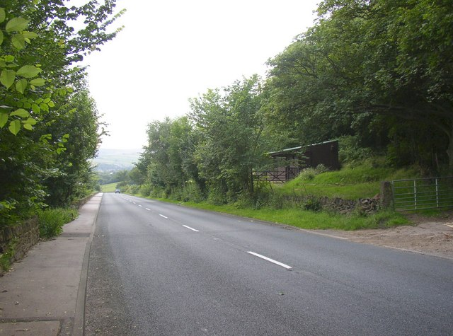 Huddersfield Road, South Crosland