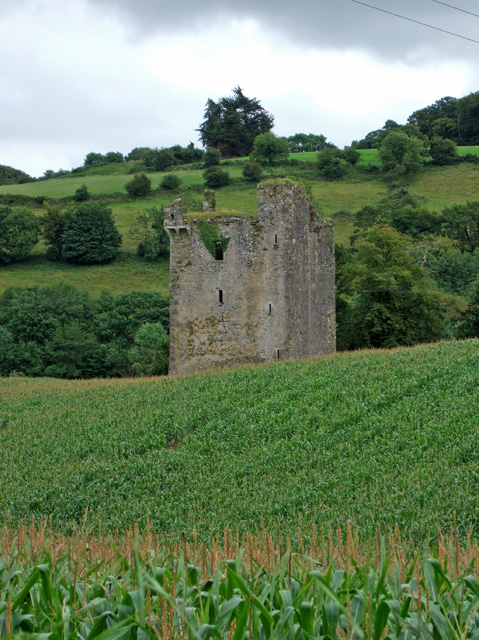 Castles of Munster: Clodah, Cork
