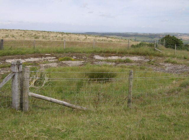 Dewpond on Garstons Down