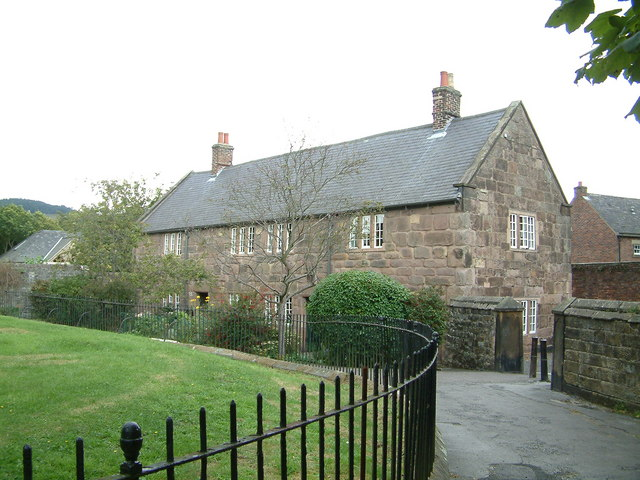 Almshouses, Wirksworth