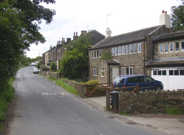 Stony Batter, School Hill, South Crosland
