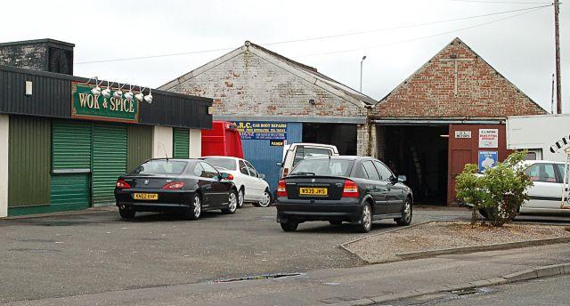 St Monans Garage