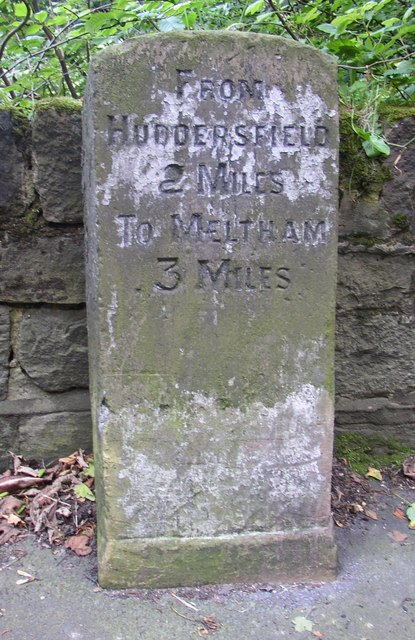 Milestone, Meltham Road, Netherton, South Crosland