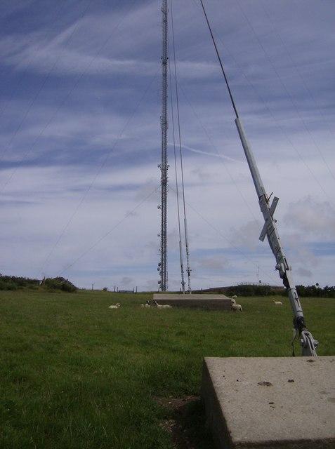 Chillerton TV transmitter