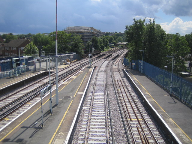 Tulse Hill railway station