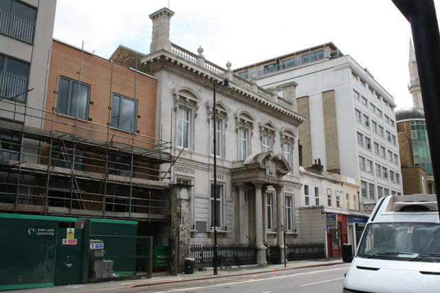 Haggerston Branch Library, Kingsland Road, London