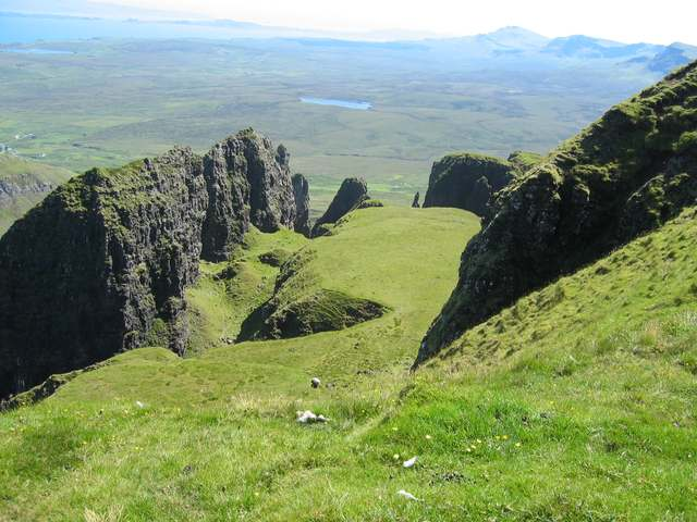 The Quiraing Table