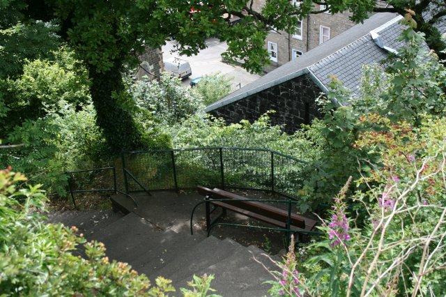 Jacob's Ladder, Oban