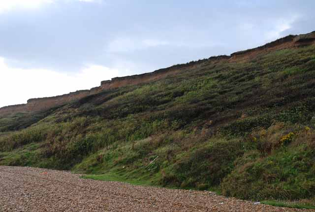 Hordle Cliff
