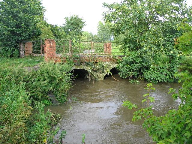 River Stour near Eccliffe