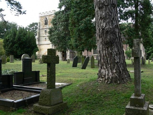 St. Cuthbert's Church Graveyard