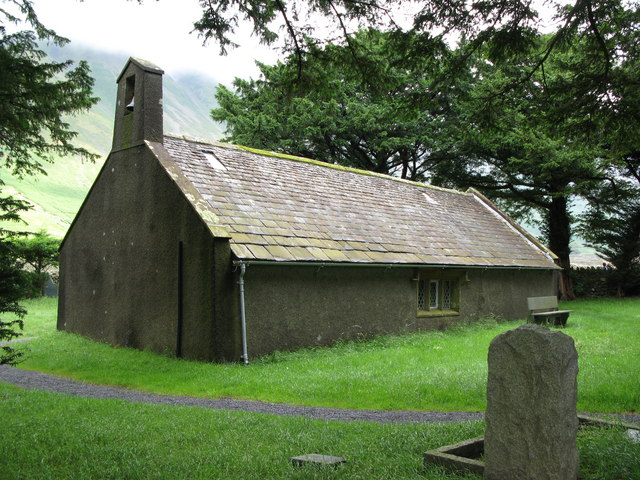 St Olaf's Church, Wasdale Head
