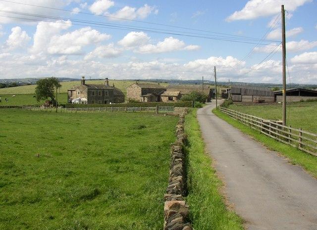 Green Farm, Clifton