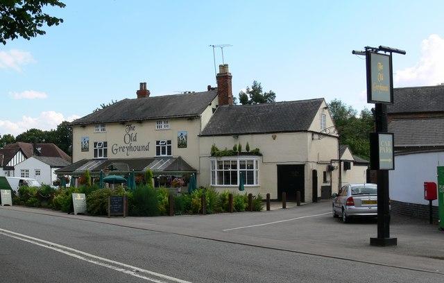 The Old Greyhound Inn
