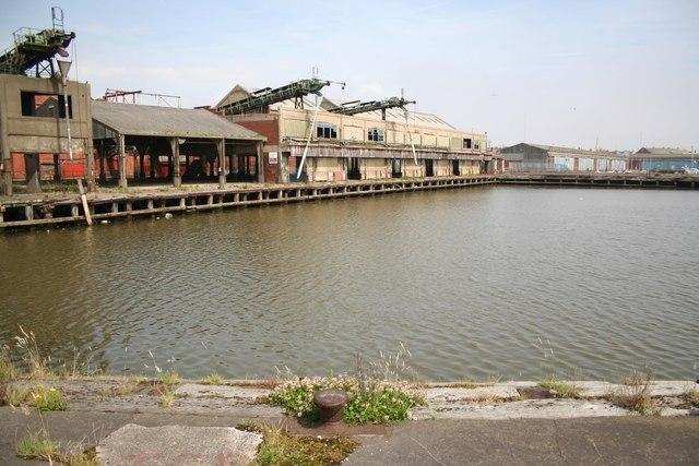 Fish docks